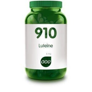 910 Luteine 6 mg - 60 Capsules AOV