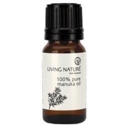 Pure essential manuka olie - 10 ml Living Nature
