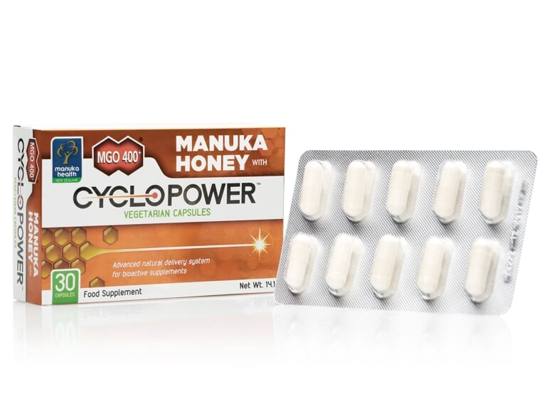 CycloPower - 30 capsules Manuka Health