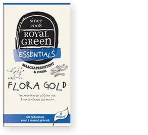 Flora gold - 60 tabletten - Royal Green Royal Green